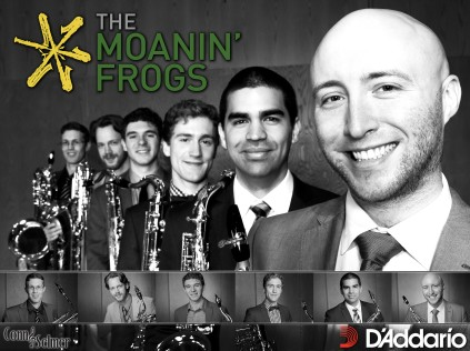 The Moanin' Frogs